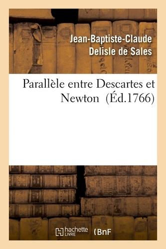 Parallèle entre Descartes et Newton