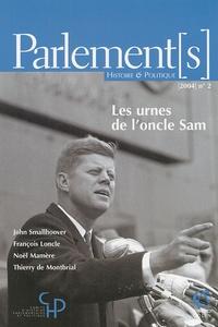 Noël Mamère - Parlement[s] N°2, 2004 : Les urnes de l'oncle Sam.