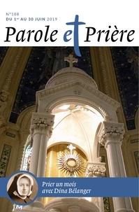 Parole et Prière N° 108, juin 2019.pdf