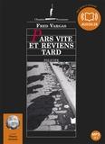 Fred Vargas - Pars vite et reviens tard. 2 CD audio MP3