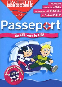 Passeport, Du CE1 vers le CE2. CD-ROM.pdf