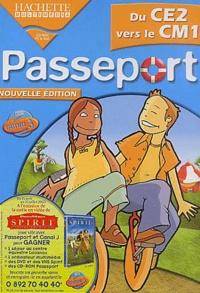 Passeport Du CE2 vers le CM1. CD-ROM.pdf