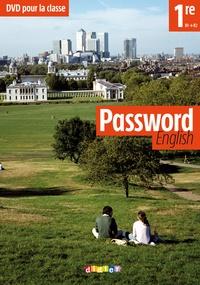 Juliette Ban-Larrosa - Password English 1e B1/B2. 1 DVD