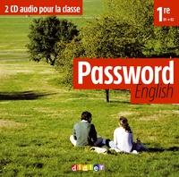 J Larroza - Password English 1re B1-B2. 2 CD audio