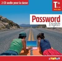 Juliette Ban-Larrosa - Password English Tle B1-B2 toutes séries. 2 CD audio