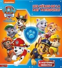 Hachette - Paw Patrol La Pat' Patrouille  : Coffret Les héros de la Pat' Patrouille.