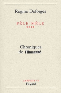 Régine Deforges - .