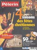 René Poujol - Pèlerin N° Hors-Série : Les 4 saisons des fêtes chrétiennes à l'abbaye de Sylvanès (Aveyron). 1 CD audio