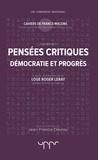Jean-Francis Dauriac - Pensées critiques.