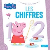 Hachette - Peppa Pig les chiffres.