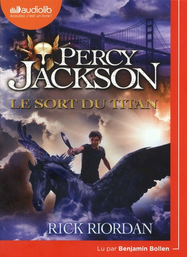 "Afficher ""Percy Jackson, t 3 CD"""