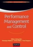 Hélène Löning et Véronique Malleret - Performance Management and Control - NTE.