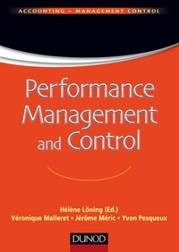 Hélène Löning et Véronique Malleret - Performance Management and Control - NTE.