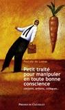 Pascale de Lomas - Petit traité pour manipuler en toute bonne conscience.
