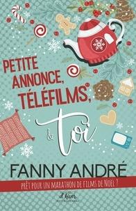 Fanny André - Petite annonce, téléfilms & toi.