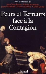 Jean-Pierre Bardet et Patrice Bourdelais - Peurs, terreurs face à la contagion - Choléra, tuberculose, syphilis (XIXe-XXe siècles).