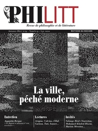 Matthieu Giroux - Philitt N° 9, automne-hiver  : La ville, péché moderne.