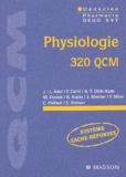 Jean-Louis Ader et François Carré - Physiologie - 320 QCM.