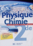 Anonyme - Physique, chimie 2e - 2 CD Rom pour l'enseignant.