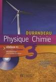 Jean-Pierre Durandeau - Physique Chimie 3e - CD-ROM pour l'enseignant.