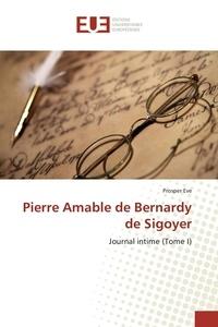 Prosper Eve - Pierre Amable de Bernardy de Sigoyer.