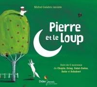 Serge Prokofieff - Pierre et le loup (CD) - Version enrichie.