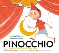Edouard Signolet et Laurent Petitgirard - Pinocchio (CD).