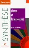 Jean Lefranc - Platon et le platonisme.