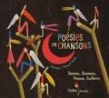 Thibault Maillé et Martin Jarrie - Poésies en chansons (CD).