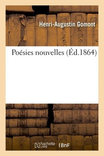 Hachette BNF - Poésies nouvelles.
