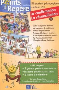 Bayard Jeunesse - Points de repères Hors série n° 3 : Kit poster pédagogique - La confirmation, la réconciliation.