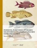 Louis Renard - Poissons écrevisses et crabes.