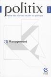 Cécile Robert et Philippe Aldrin - Politix N° 79/2007 : Management.