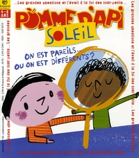 Bruno Frappat - Pomme d'Api Soleil N° 63, Octobre-Novem : On est pareils... ou on est différents ?.