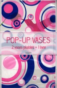 Histoiresdenlire.be Pop'up vases - 2 vases pliables + 1 livre Image
