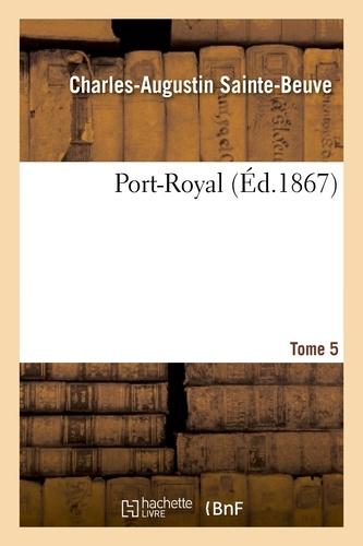 Port-Royal. T. 5