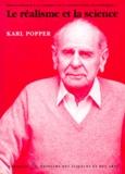 Karl Popper - Post-scriptum à la logique de la découverte scientifique - Tome 1, Le réalisme et la science.