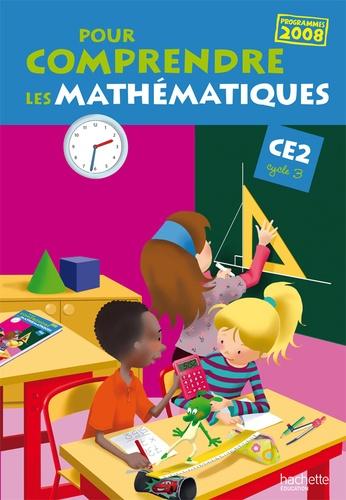 Hachette - Pour comprendre les mathématiques CE2 - Programmes 2008.