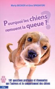 Pourquoi les chiens remuent la queue ? - 101 questions pratiques et étonnantes sur lunivers et le comportement des chiens.pdf