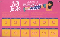 Hachette Pratique - 30 jours pour avoir un Beach Body.