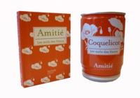 Hachette Pratique - Amitié - Un livre de citations et des graines à faire pousser.