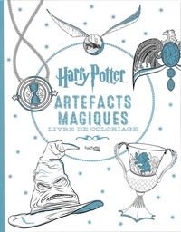 Galabria.be Artefacts magiques Harry Potter - Livre de coloriage Image