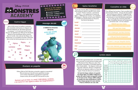 Cahier de vacances pour adultes Disney. 150 jeux, tests et quiz Disney !  Edition 2020