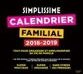 Hachette Pratique - Calendrier familial simplissime.
