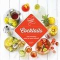 Hachette Pratique - Cocktails - 100 recettes avec et sans alcool.