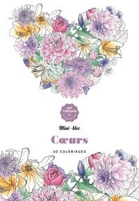 Hachette Pratique - Coeurs - 60 coloriages anti-stress.