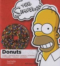 Hachette Pratique - Coffret donuts The Simpsons.
