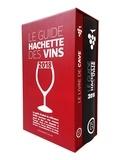 Hachette Pratique - Coffret guide Hachette des vins - Contient : Le guide Hachette des vins, Le livre de cave.
