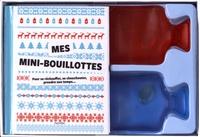 Deedr.fr Coffret Mes mini-bouillottes - Contient : 1 livre, 2 mini-bouillottes Image