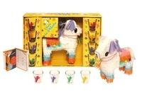 Hachette Pratique - Coffret Viva la Piñata - Avec 1 piñata en forme de lama et 8 verres festifs.